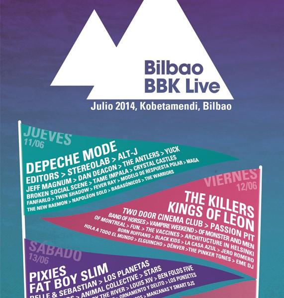 Festival BBK 2014