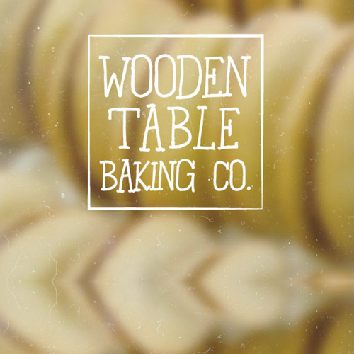 Wooden Table Baking Co., logo