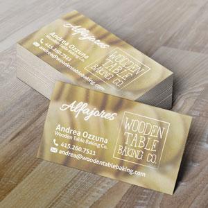 Tarjeta de visita - Business Card